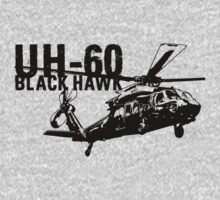 UH-60 Black Hawk Baby Tee