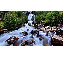 Steavenson Falls Photographic Print