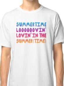 Summertime Lovin' Classic T-Shirt