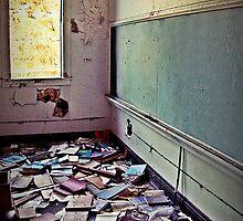 Wisdom Of The Floor by Paul Lubaczewski