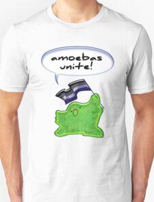 Amoebas unite! T-Shirt