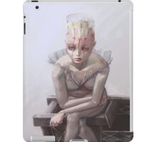 Foolish Crown iPad Case/Skin