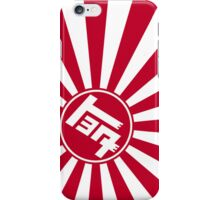 Oldschool Toyota Rising Sun iPhone Case/Skin