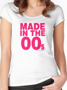 Made in the 00s Women's Fitted Scoop T-Shirt