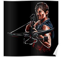 Daryl Dixon - The Walking Dead Poster
