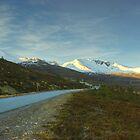The Road To Cairngorm by VoluntaryRanger