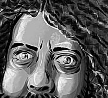 Reggie Watts - Comic Timing Sticker