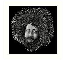 Reggie Watts - Comic Timing Art Print