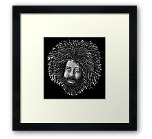 Reggie Watts - Comic Timing Framed Print