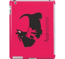 Scottie Aarooooo iPad Case/Skin