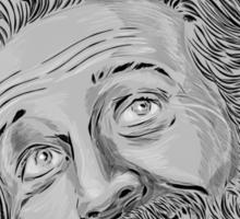 George Carlin - Seven Words Sticker