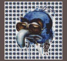 Gonzo - Muppets - LSD Blotter Tabs Art by tshirtsfunny