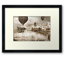 The Far Pavilions Framed Print
