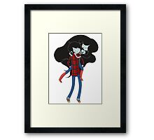 Nightosphere Forever Framed Print