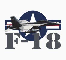 F-18 Super Hornet by J Biggadike