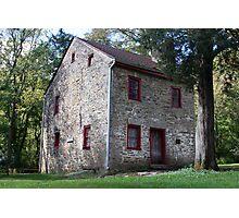 Cross Keys Tavern - Fort Ancient Ohio Photographic Print