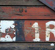 Railway Abstract III by Simon Lawrence