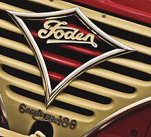 Classic Vehicles - Foden Gardner 180 by Jamie Candlin