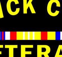 'Brick City Veteran' Sticker