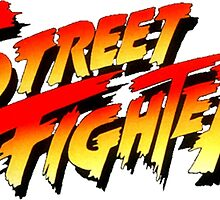 Street Fighter by ProjectMayhem