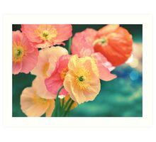 All the Colors of Sunshine Art Print