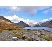 Beautiful Wast Water. Photographic Print