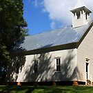 Missionary Baptist Church - Cades Cove Tennessee by Tony Wilder