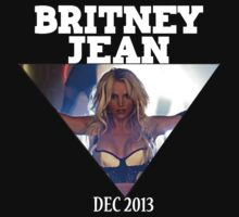 BRITNEY JEAN NEW ALBUM BLACK by Darrencosgrove