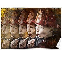Fire Boy Poster
