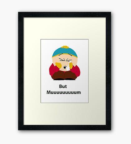South Park - Cartman Framed Print