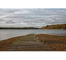 Evening in Chichester Harbour Photographic Print