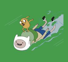 Adventure Time with Finn & Jake Kids Clothes