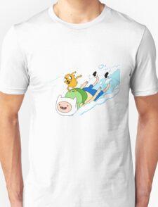 Adventure Time with Finn & Jake Unisex T-Shirt