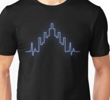 Heartbit Galaga Unisex T-Shirt