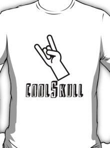 cool skull 3 T-Shirt