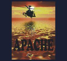 Apache Tee Shirt One Piece - Long Sleeve