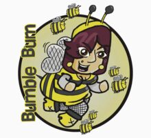 Bumble Bum by GrinWeeper