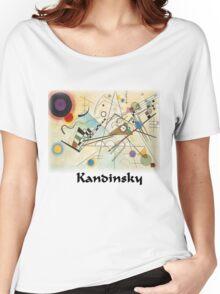 Kandinsky - Composition No. 8 Women's Relaxed Fit T-Shirt