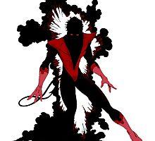 Nightcrawler X-Men III by ProjectMayhem
