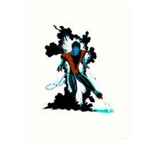 Nightcrawler IV Art Print