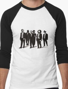 Reservoir Horrors Men's Baseball ¾ T-Shirt
