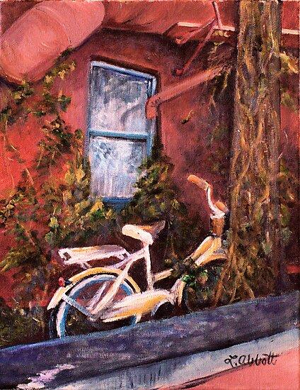 Augustine Commuter by Lynn  Abbott