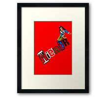 Welcome to the Dollhouse - Dawn Wiener Framed Print