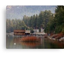 Fall in South Lake Tahoe Canvas Print