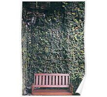 garden scape Poster