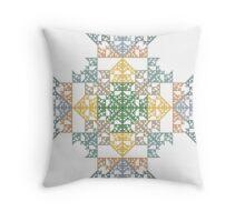 King's Cross Throw Pillow