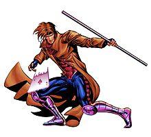 Gambit Xmen by ProjectMayhem
