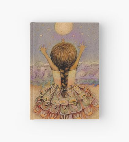 reach for the stars Hardcover Journal