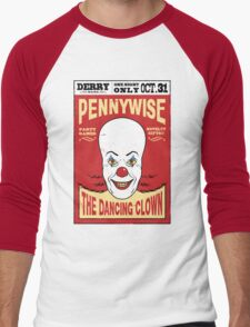 They All Float! Men's Baseball ¾ T-Shirt