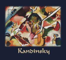 Kandinsky - Deluge One Piece - Short Sleeve